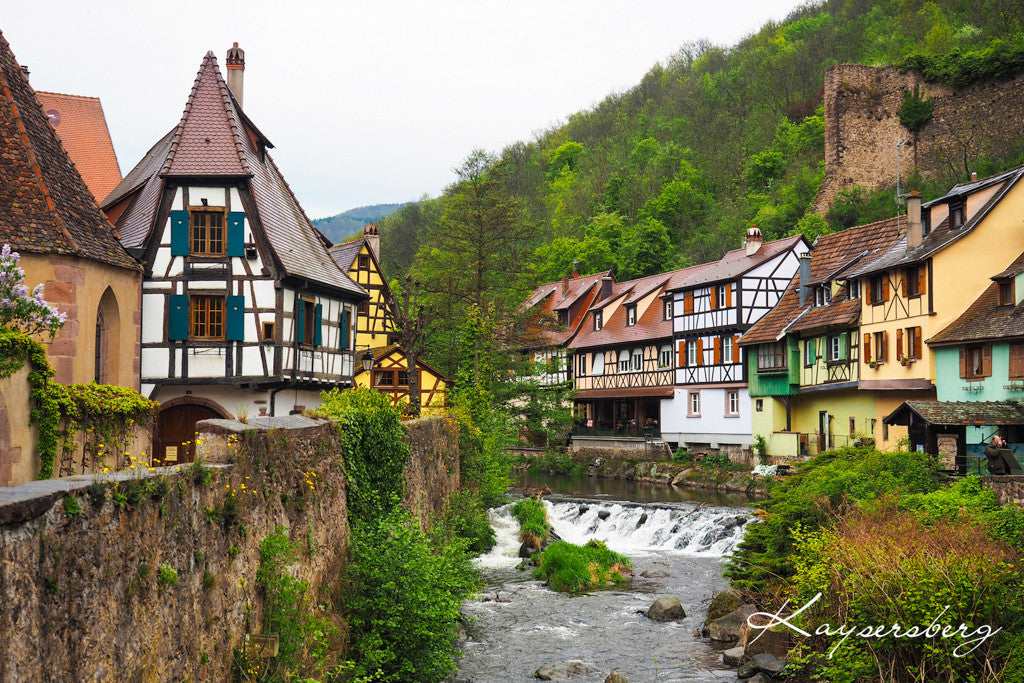 Kaysersberg Alsace Colmar France INVIN Travel & Jewelry