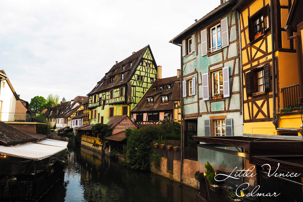 Little Venice Alsace Colmar France INVIN Travel & Jewelry