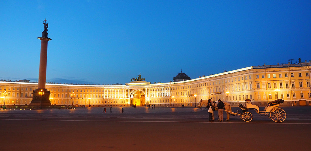 Hermitage Petersburg INVIN