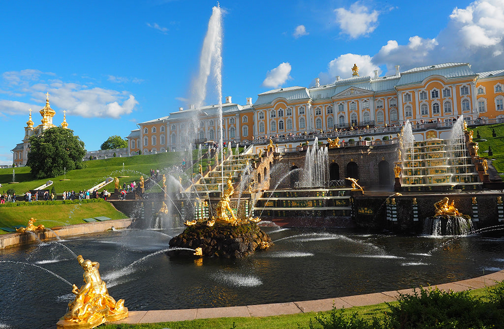 Grand Palace St Petersburg INVIN travel