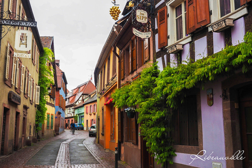 Ribeauville Alsace France INVIN Travel and Jewelry