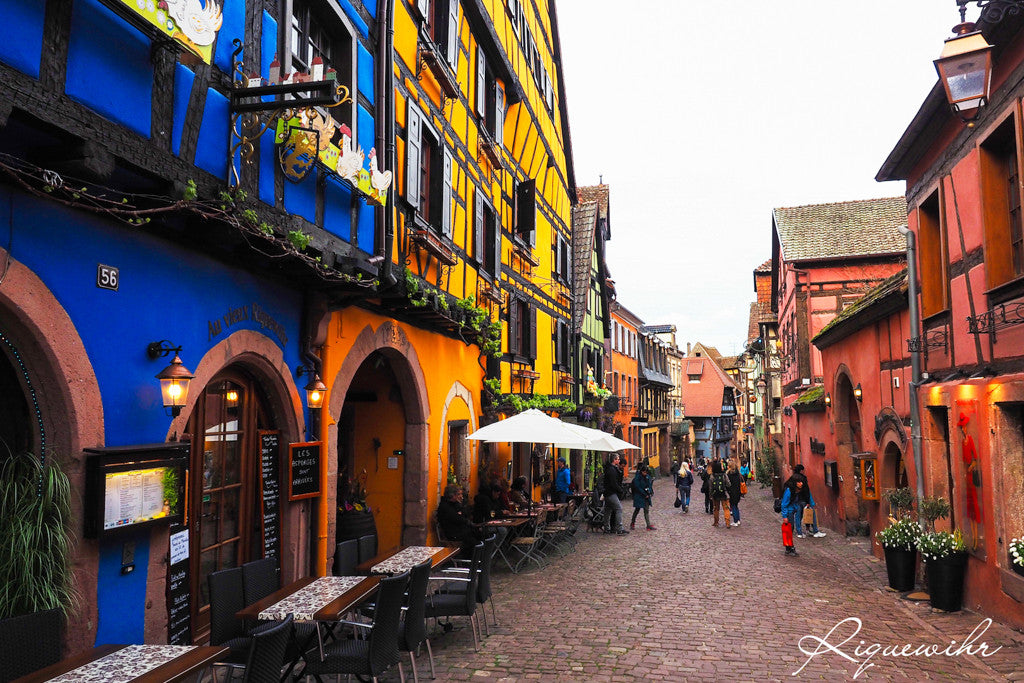 Riquewihr Alsace Colmar France INVIN Travel & Jewelry