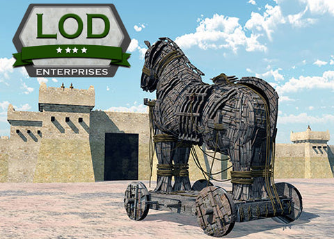 LOD Enterprises Trojan War Collection