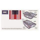 BMC WW2 Amtrac Sticker Sheets for 1:32 LVT Amphibious Vehicle - Ships Free