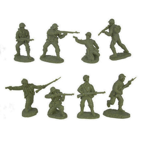 WWII US Army Infantry GI Soldiers by TSSD