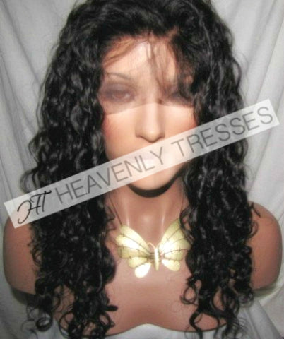 Stock Curly Lace Wigs