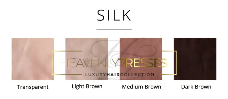 Heavenly Tresses Silk Top Color Chart