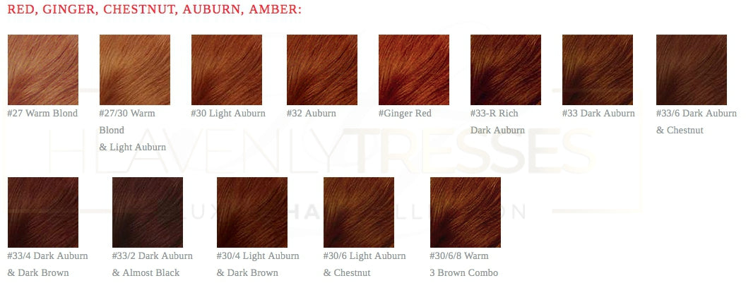 Lace Wig Human Hair Color Chart Colored Lace Wigs