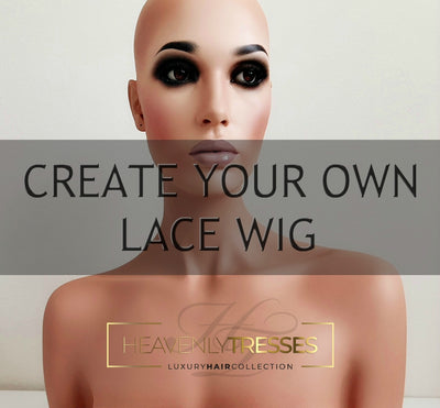 Custom Made European Full Lace Wigs