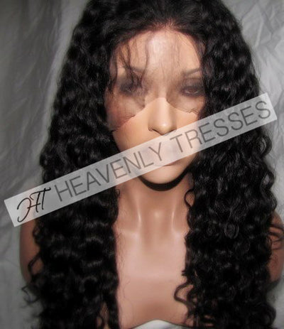 Deep Curl Full Lace Wig By Heavenly Tresses