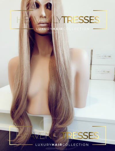 European lace wigs for Caucasian women
