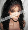 Kinky Curly Full Lace Wig by Heavenly Tresses