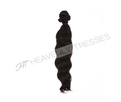 Raw Unprocessed Double Drawn Tight Wave Hair Extensions