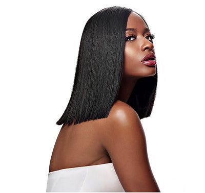 Heat free Hair Kinky Straight Virgin Bundles