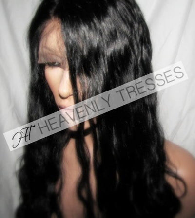 Water Wave Full Lace Wig By Heavenly Tresses