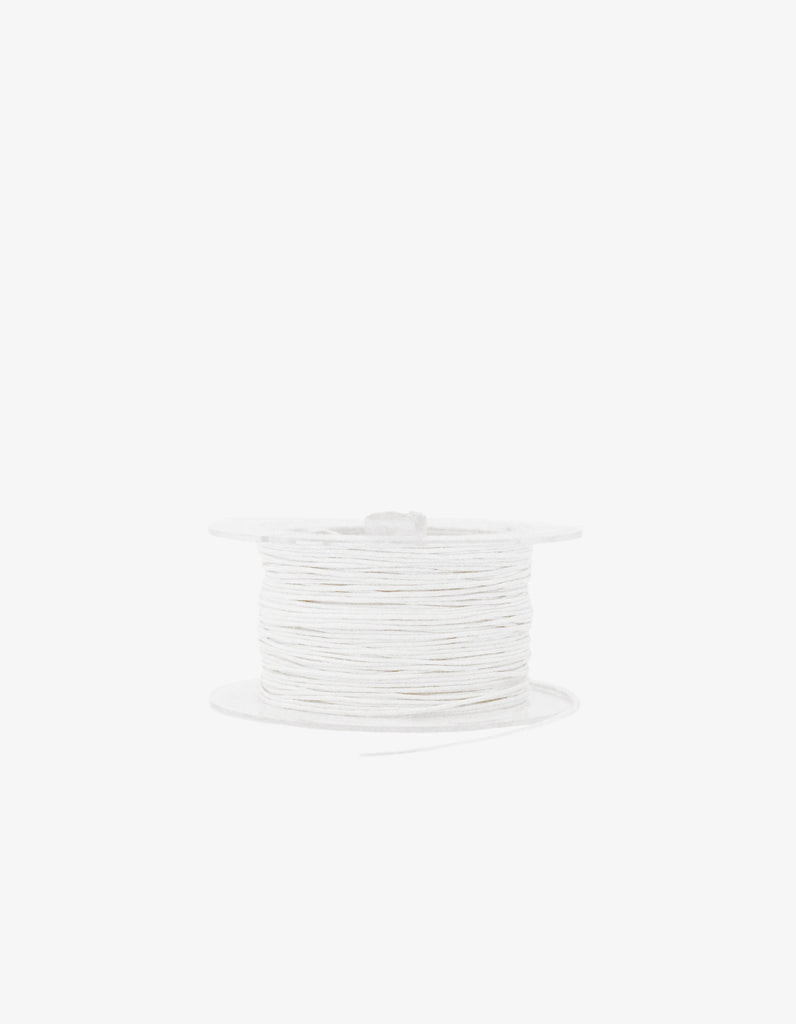 Cotton String – white