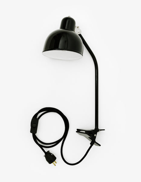 Bolich Desk Lamp black emaile