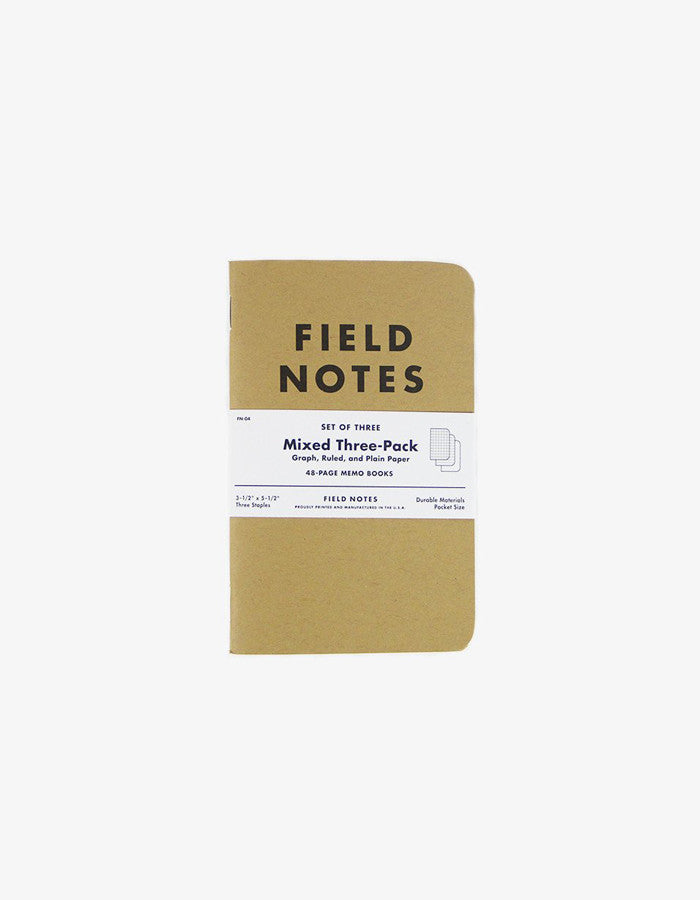 Field Notes Notebook brown