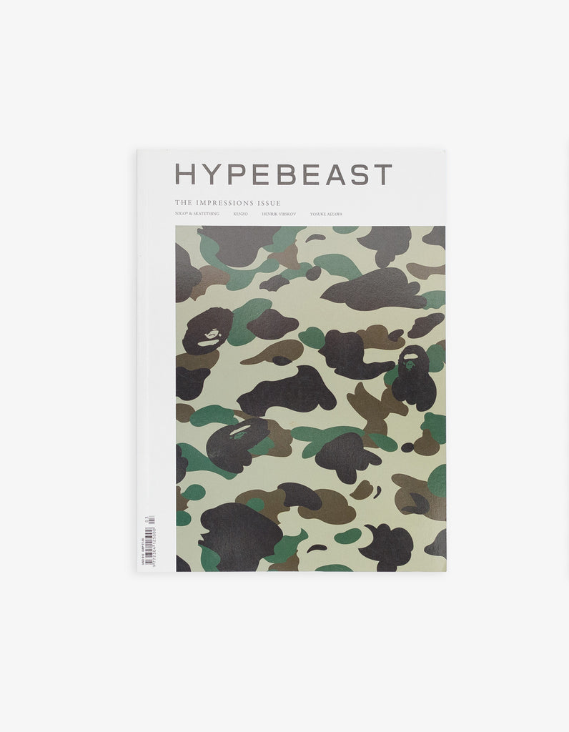 Hypebeast – The Impressions Issue