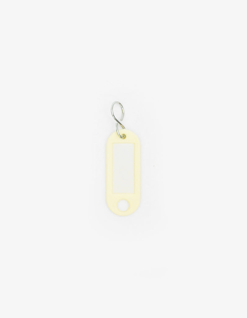 Key Tag – beige