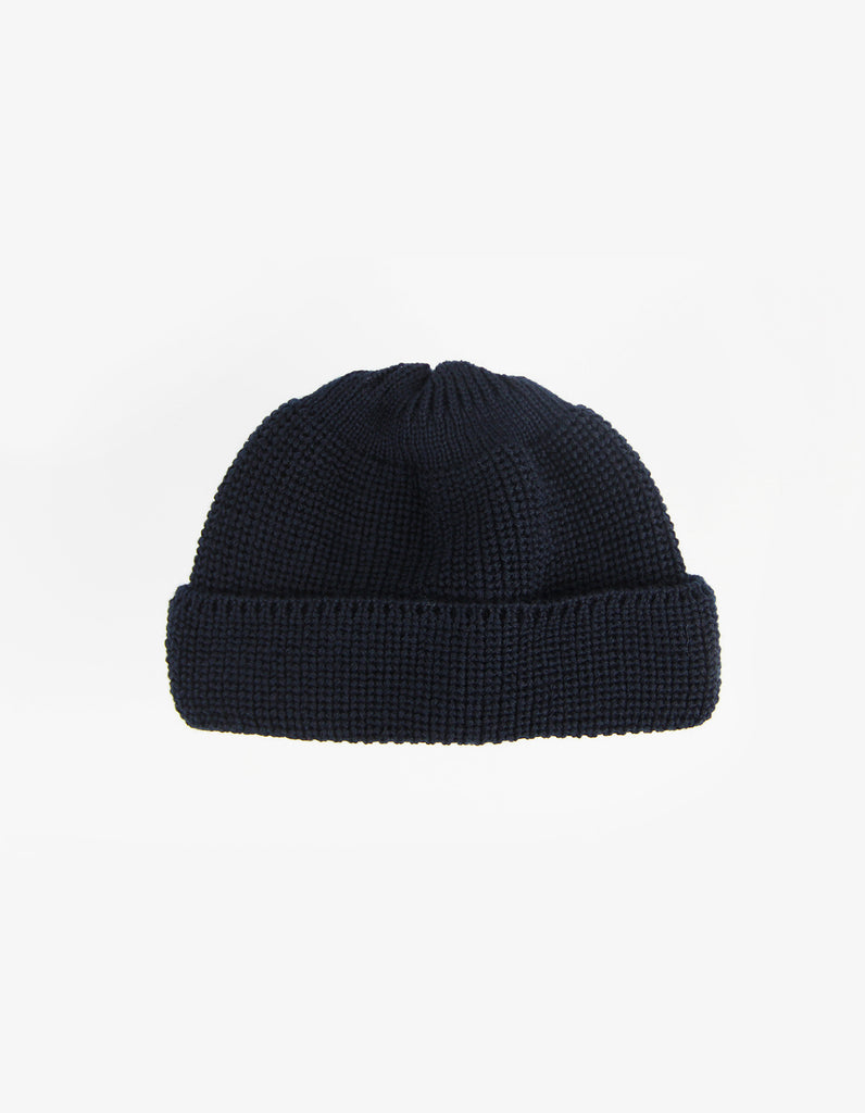 Knitted Hat – blue