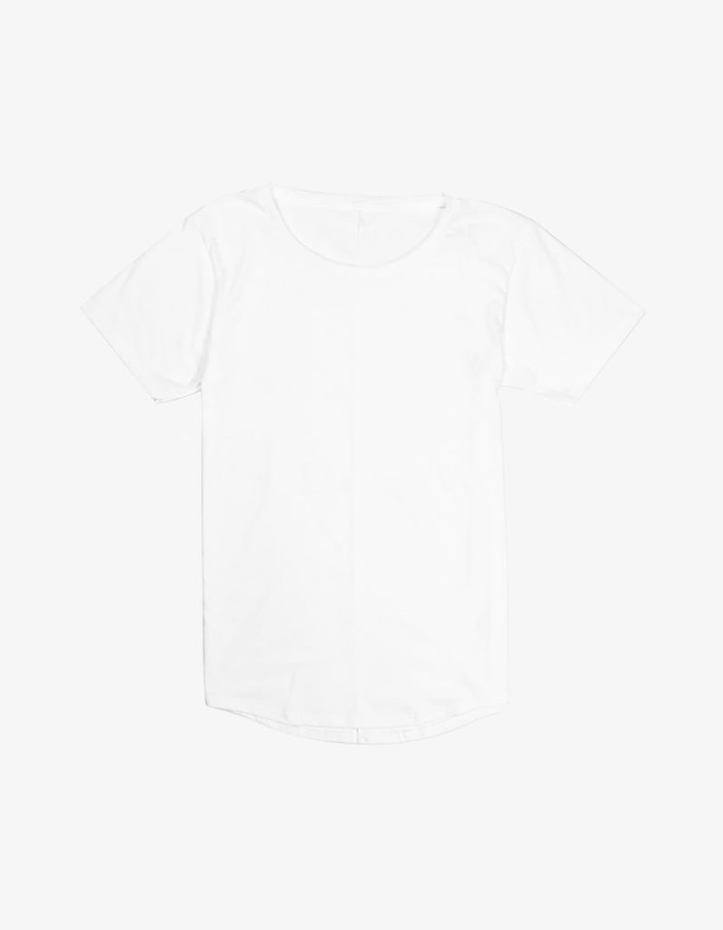 T-Shirt with Seam on the Back – 1 of 6