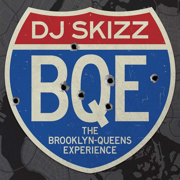 DJ Skizz- B.Q.E. LP (Special Edition Blue Vinyl)