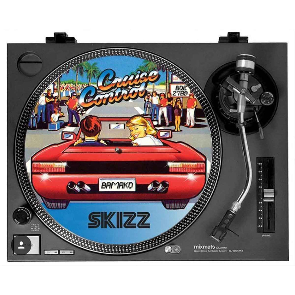 Cruise Control Slipmats (Pair)