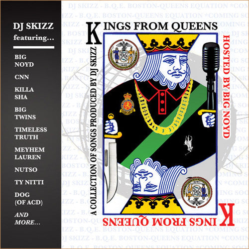 """Kings From Queens"" CD (**Hosted by Big Noyd)"
