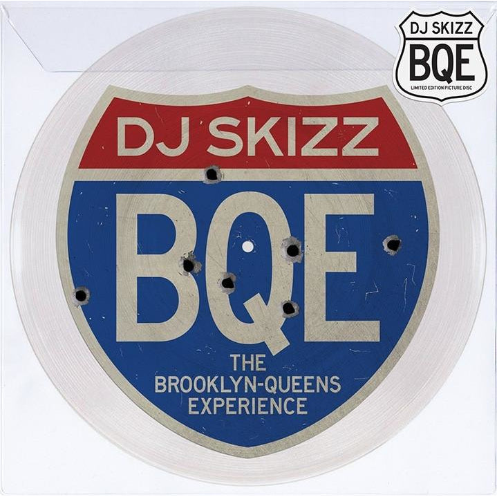 DJ Skizz- B.Q.E. LP (Picture Disc)