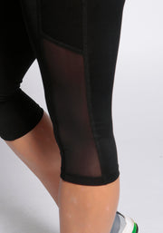 Mesh Panel Capri - YOGGINGS