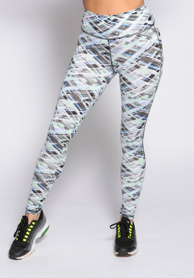 Soft Printed Leggings - YOGGINGS