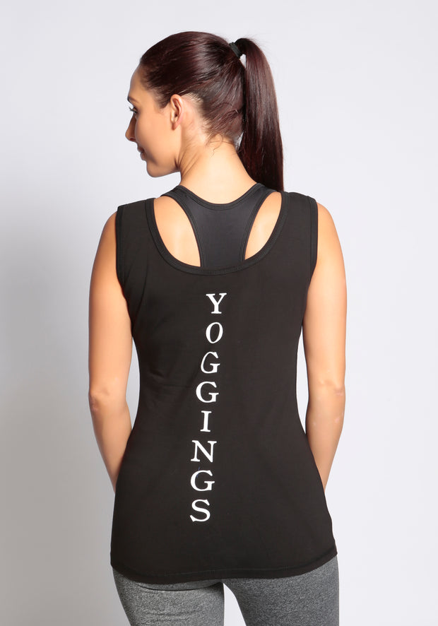 Logo Tank Top - YOGGINGS