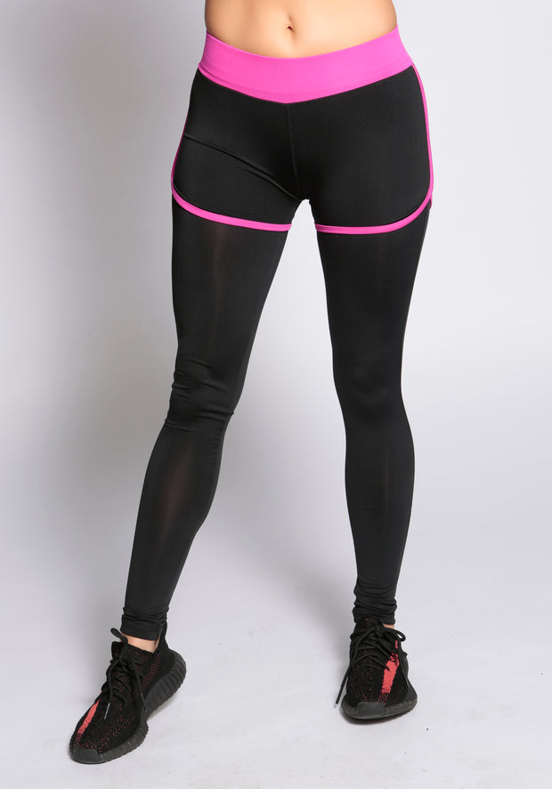 Over Leggings Shorts - YOGGINGS