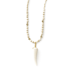 Luna Mix Antler Necklace - Tess + Tricia