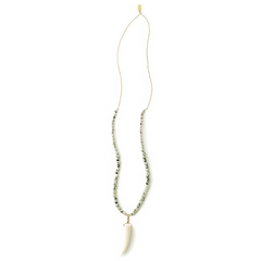 Mix Antler Necklace - Tess + Tricia