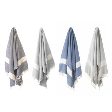 Organic Turkish Maya towel hanging cover