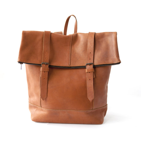 Anywhere Backpack- Brown