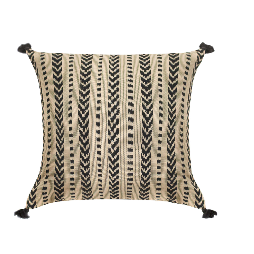 Santiago Pillow with Tassels