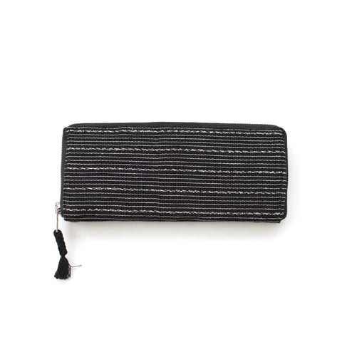 Antigua Wallet in Black & White -  - 1