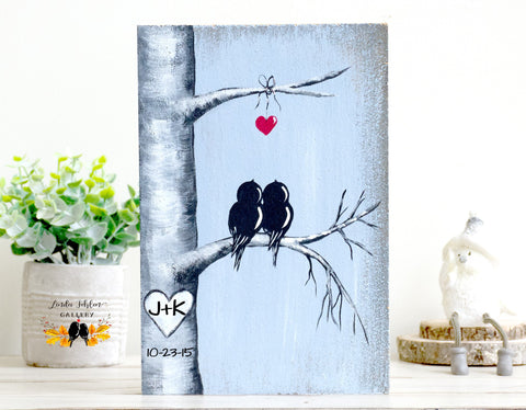 Personalized Wedding Gift for Couple - Linda Fehlen Gallery