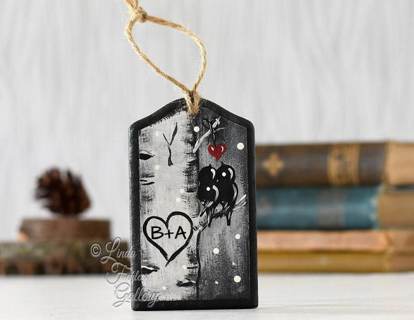 Christmas Ornament for Couple