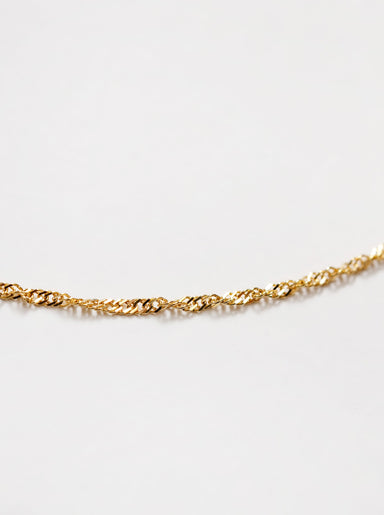 Wolf Circus Kylie Chain in Gold