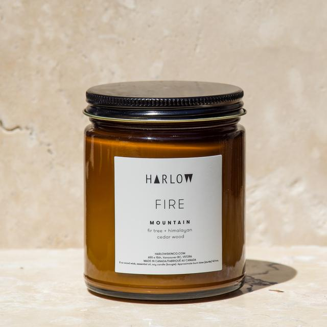 Harlow Skin Co. Candle - Mountain