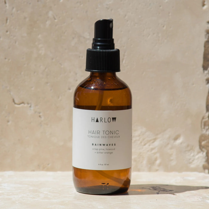 Harlow Skin Co. Hair Tonic Salt Spray - Rainwaves