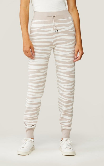 Soia & Kyo Verona Knit Pants in Zebra