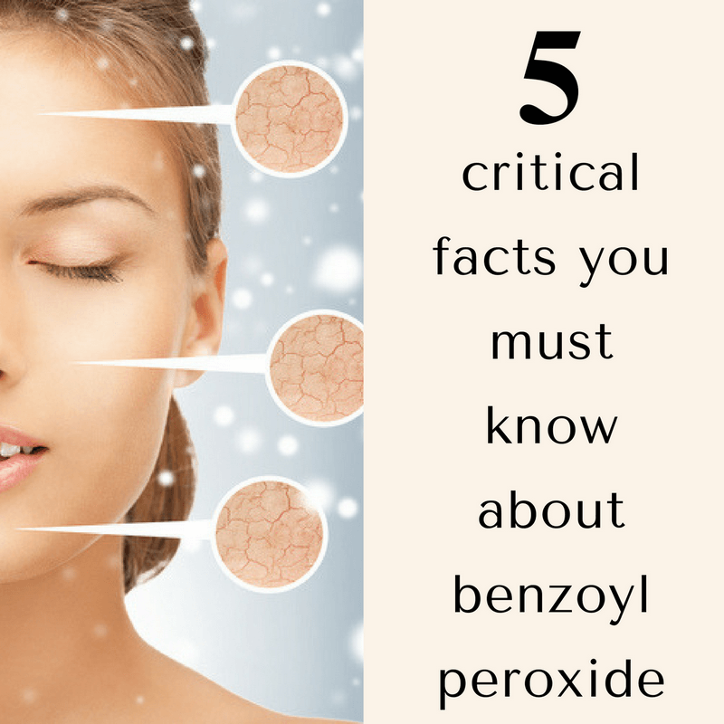 Can Benzoyl Peroxide be Keeping You From Getting Clear Skin?
