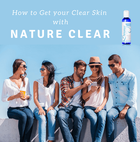 How to get your best results with Nature Clear for Acne