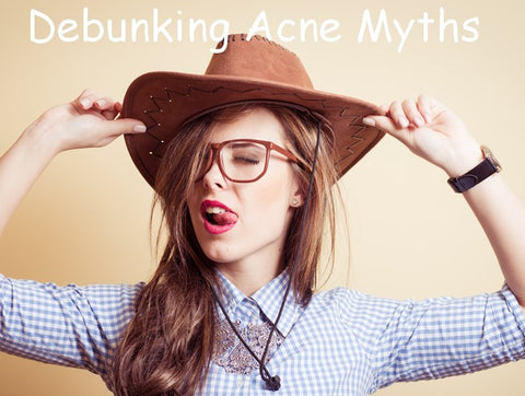 debunk acne myths