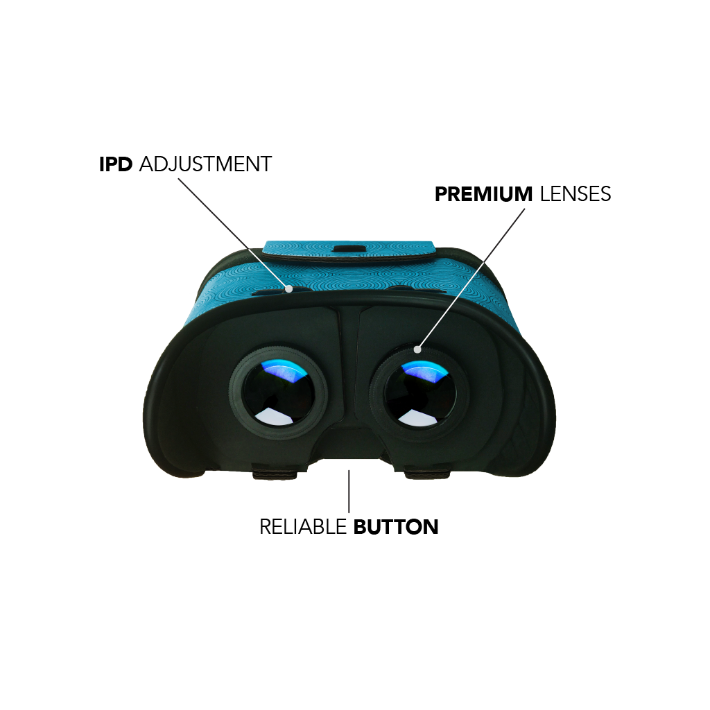 InDRound VR Headset